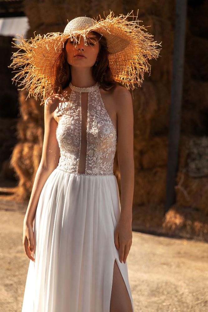 Brautkleid Dana Designer Aria Bride Brautmodengeschaeft Boho Bride Boutique Gommiswald