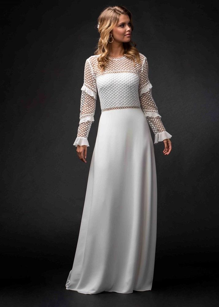 Designer Ella Swan Boho Bride Boutique Gommiswald