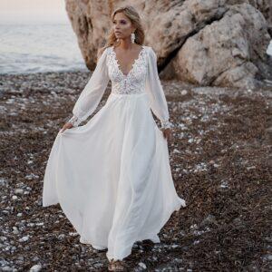 designer dama boho bride boutique brautkleider