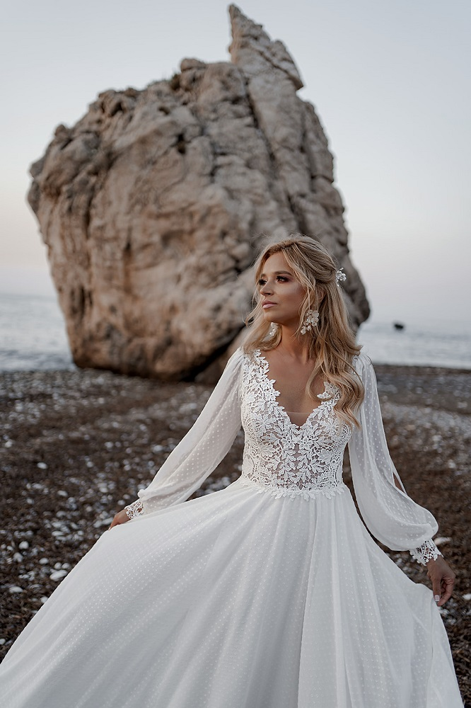 designer dama boho bride boutique brautkleider Style 08