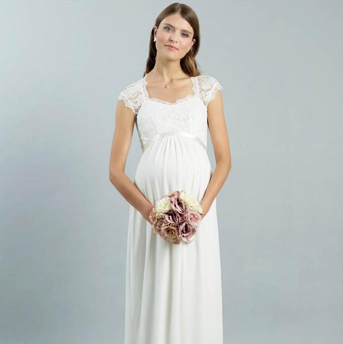 Designer Sweetbelly Boho Bride Boutique Brautkleider Kimberly Umstandsbrautmode